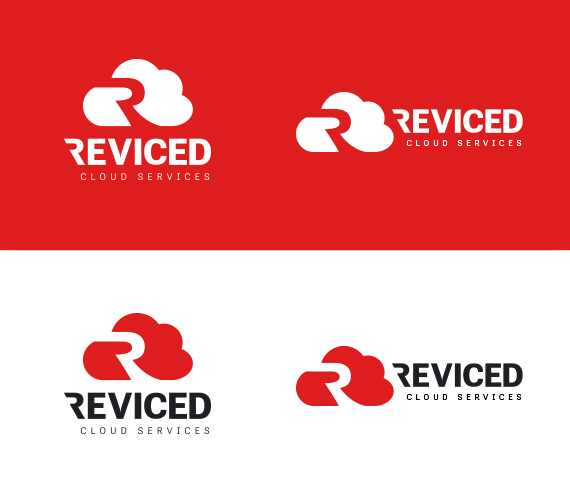 reviced logos