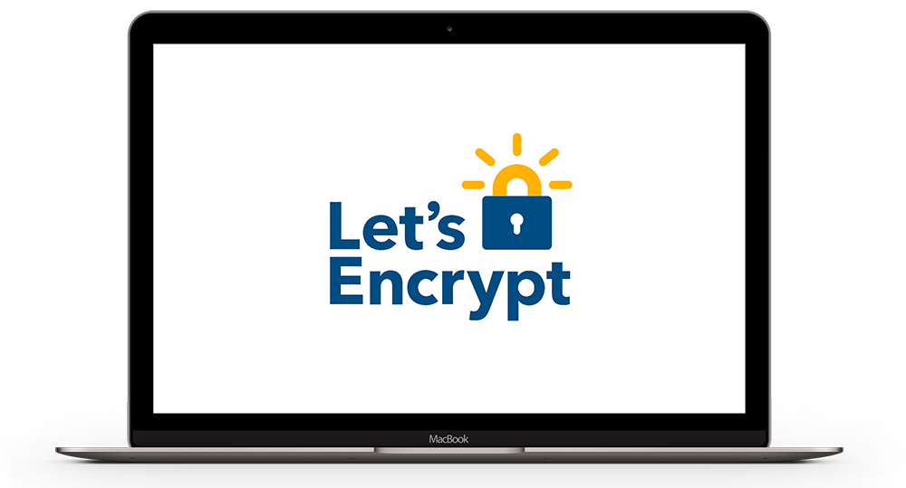 ssl letsncrypt laptop
